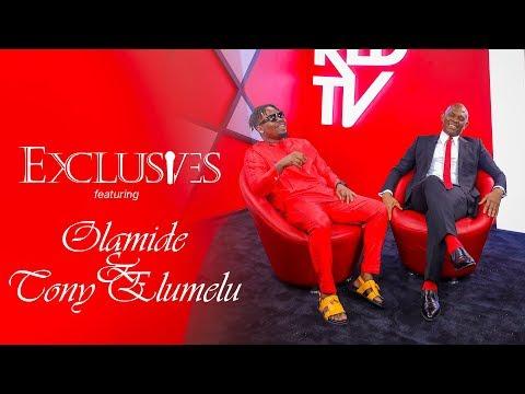EXCLUSIVES! Special - Olamide & Tony Elumelu (Oil & Gas)