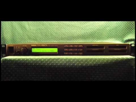 Yamaha RM50 Drum Module Factory Demo Songs