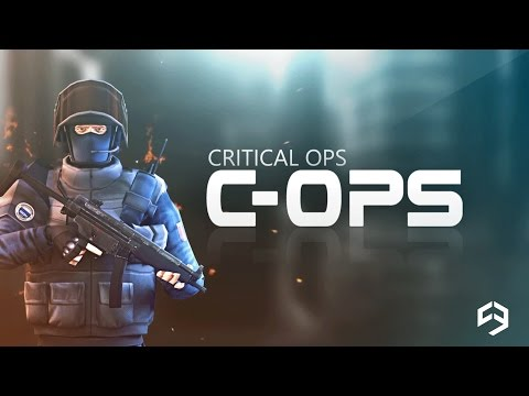 Critical Ops iOS trailer