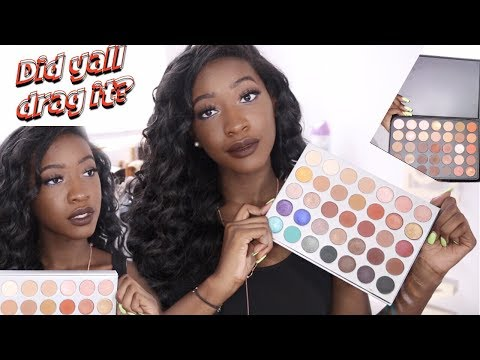 Jaclyn Hill x Morphe Brushes Palette | Demo + Review