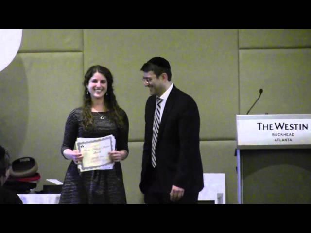 Tribute 2016 - Bernie Marcus Scholarship Award