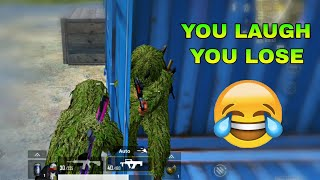 You Laugh You Lose 😂| Best Trolling Of Noobs In PUBG