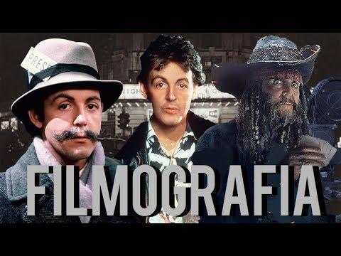 LA FILMOGRAFÍA DE PAUL McCARTNEY ¿EN...
