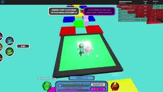 Roblox Mega Fun Obby Hholykukingames Rebirths & Plays Stages 1 To 151 But Stuck On 151