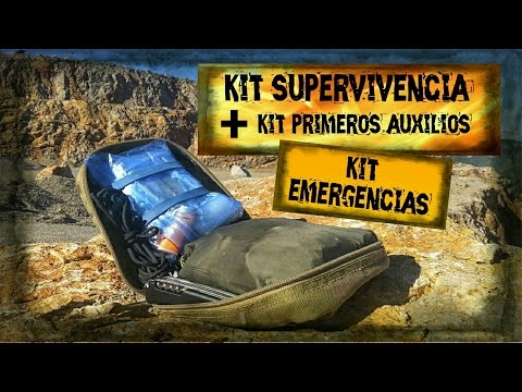 kit-de-supervivencia-+-botiquín-primeros-auxilios-=-kit-de-emergencias-edc.-bushcraft