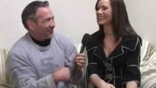 Michael Fairman interview with Florencia Lozano part 1