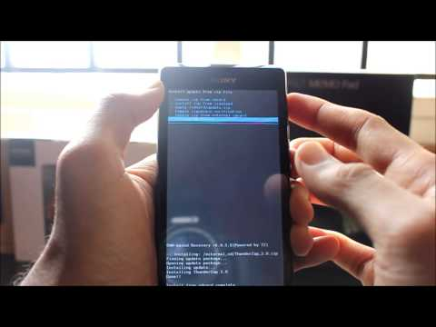 How to overclock Xperia L to 1.5 Ghz