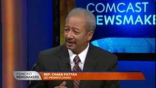 Rep. Chaka Fattah on Comcast Newsmakers - November 2013