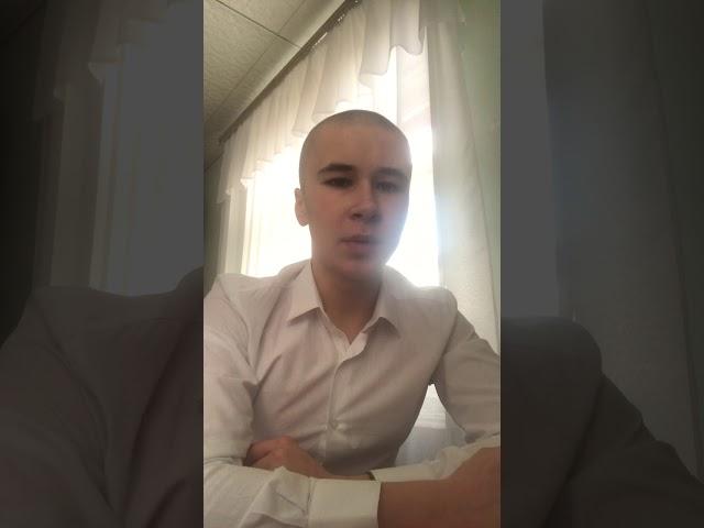 Иван Лукиных читает произведение «Вечер» (Бунин Иван Алексеевич)