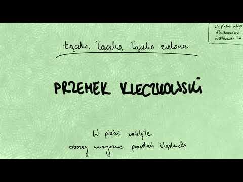 W pieśni zaklęte – obrazy muzyczne powstań śląskich – Łączko, łączko, łączko zielona – Przemek Kleczkowski. #kulturawsieci 2020