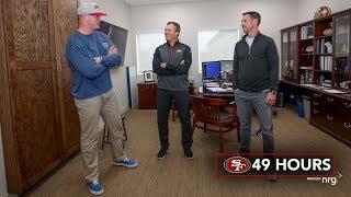 49 Hours: Inside the 49ers 2018 NFL Draft