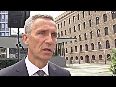 22.7.2016 Jens (Bekhterev) Stoltenberg: - Målet (å kunne få en norsk NATO-sjef) helliger middelet