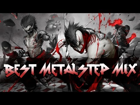 💀 BEST METALSTEP MIX 2017 🎧  METAL & DUBSTEP MUSIC 🎸