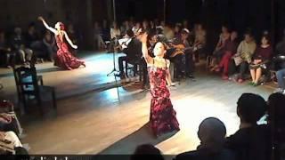 estudio la lucero live Session CARMEN FANTSIE 2011.10.16