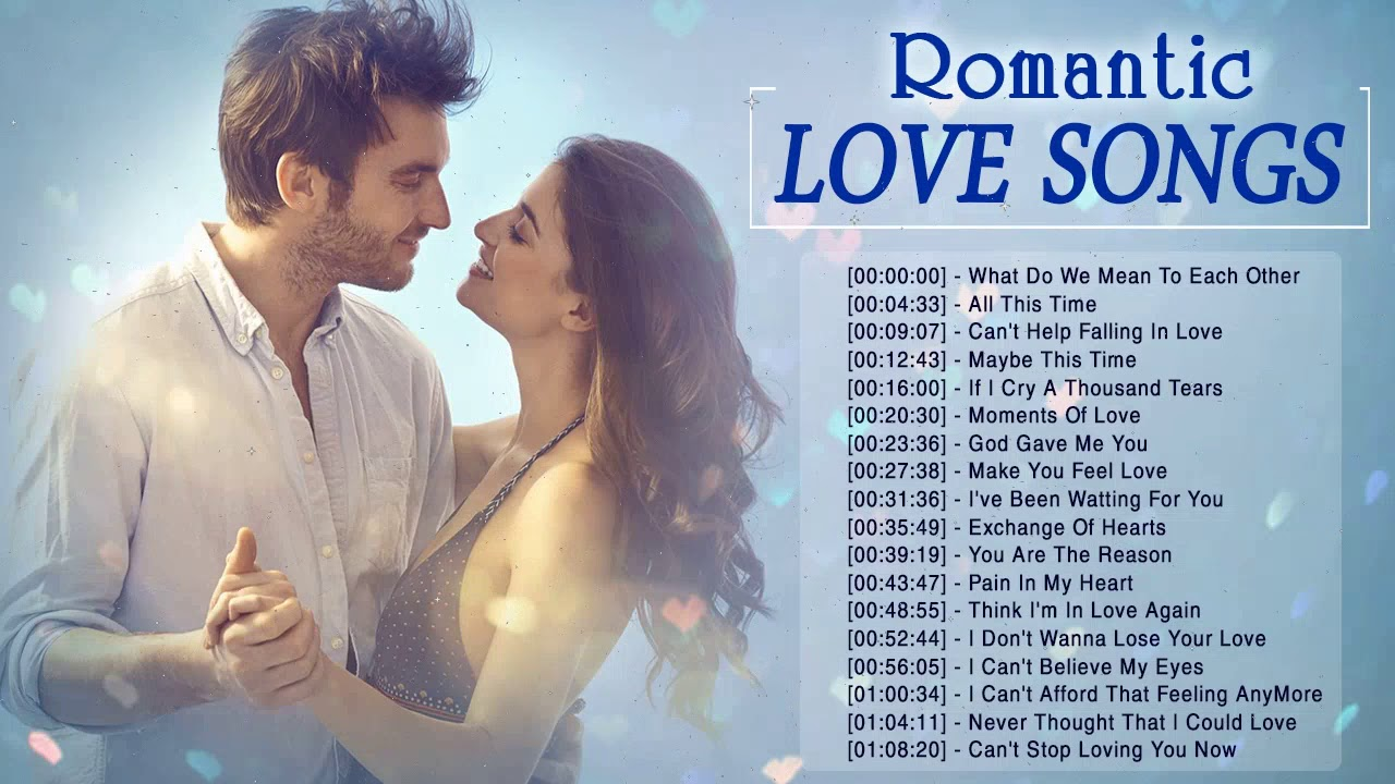 Nonstop Romantic Love songs Collection - Best English Love Songs Of All Time