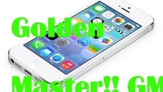 iOS 7 Golden Master (GM) installieren [Deutsch/German] [FullHD] [FUNKTIONIERT NICHT MEHR!]