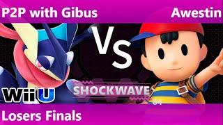 Baixar SW Plano 84 - P2P with Gibus (Greninja) vs SS | Awestin (Ness) Losers Finals - Smash 4