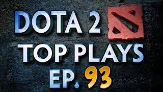Dota 2 Top Plays - Ep. 93