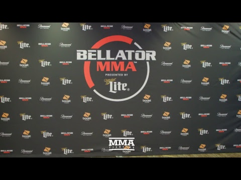 Bellator 206 Official Weigh-in Live Stream- MMA Fighting