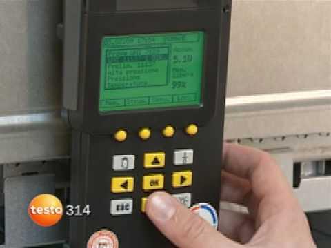 Manometri digitali con stampante integrata testo 314 - Manuale parte 2