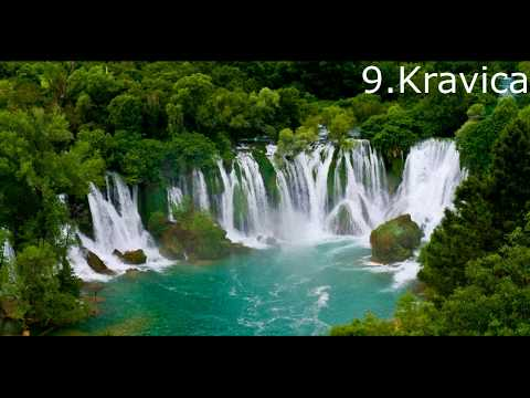 TOP 10 PLACES IN BOSNIA-HERZEGOVINA!