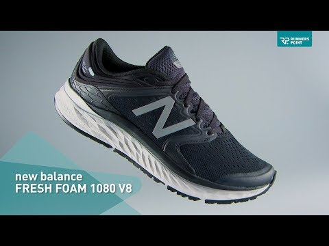New Balance Fresh Foam 1080 v9 Laufschuh ? Test 2019