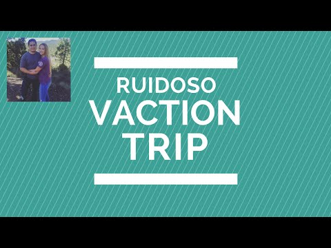 First Vacation Vlog (Ruidoso, New Mexico)