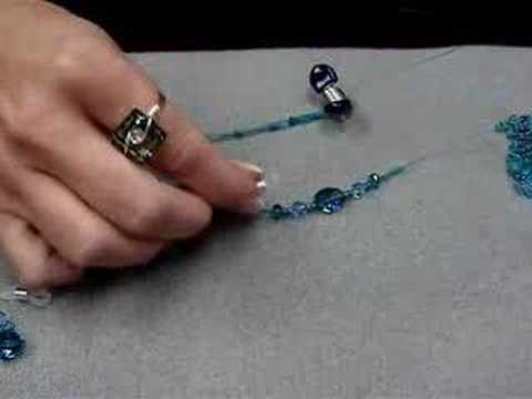 612e66d01465 How to Make Beaded Eyeglass Holders - YouTube