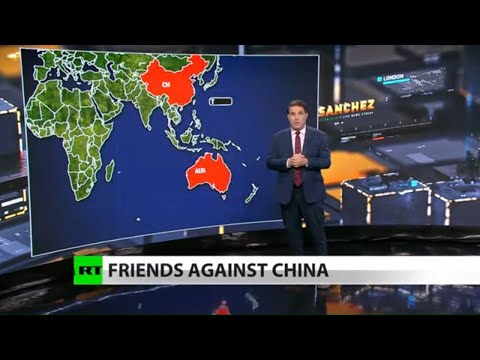 US says 'Australia is in' in looming battle with China (Full show)