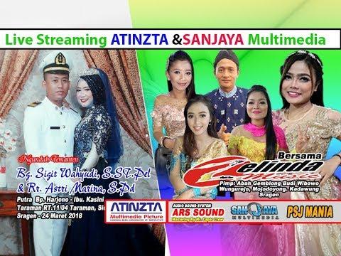 Live Stream -  ZELINDA MUSIK -  ATINZTA MULTIMEDIA & SANJAYA MULTIMEDIA - ARS SOUND
