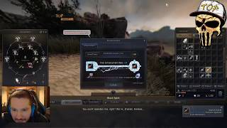 How to quit Black Desert Online! Tet/Pen Roulette by Kiss !