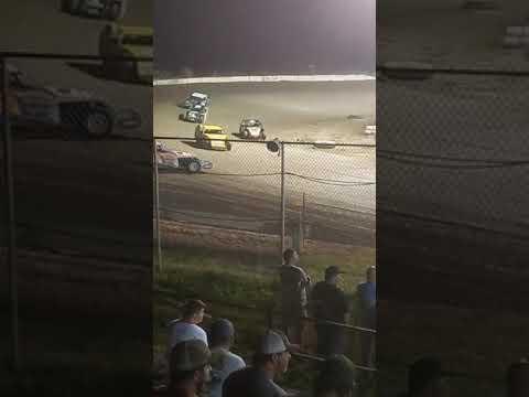Stuart Speedway Sport Mod A Main 8-7-19
