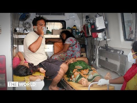 Chemical gas leak kills several in India | The World