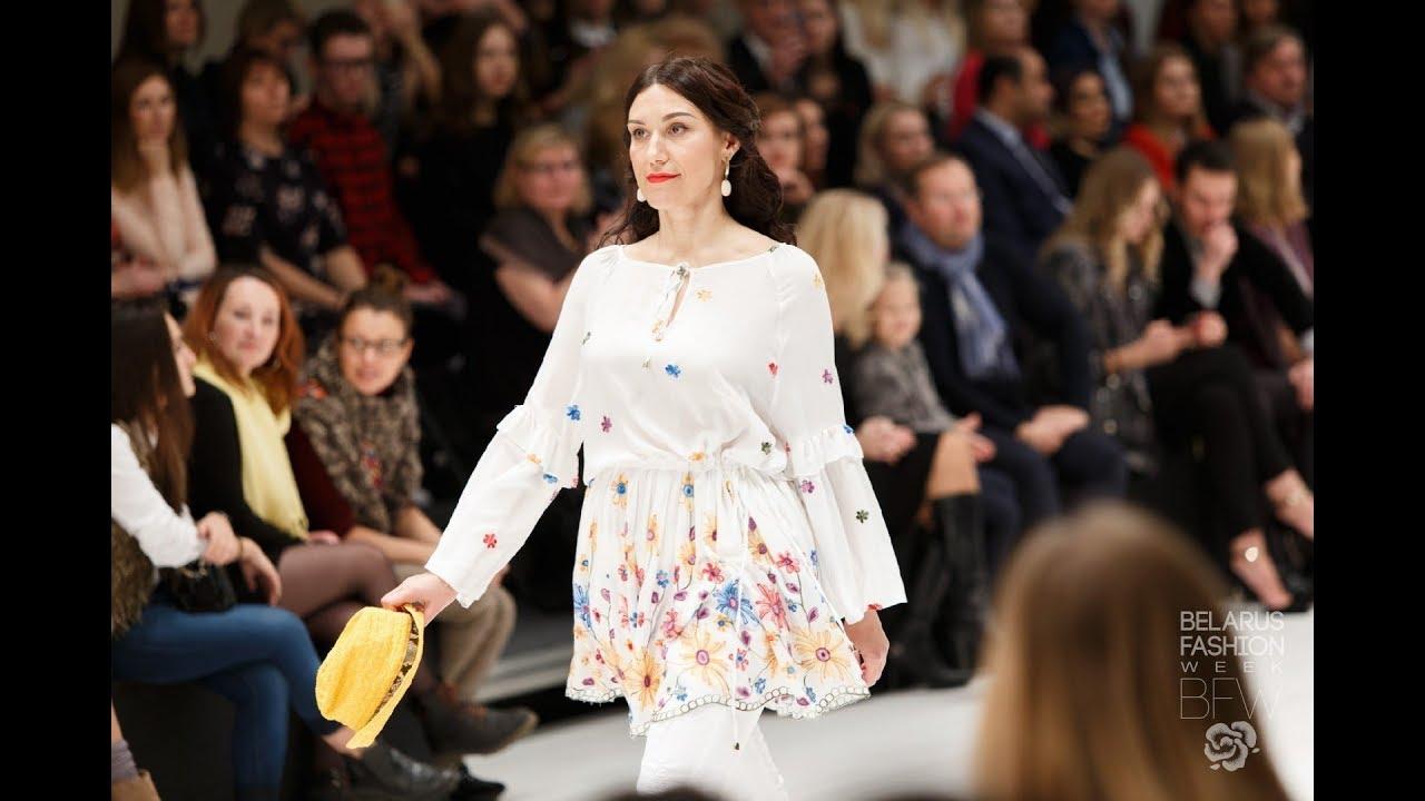 5434580f192b Highlights Belarus Fashion Week SS18   Moda Italia (Неделя Моды в Беларуси)