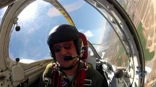 MIG-15 flight video