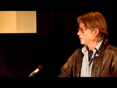 """Bruce Robinson talks about writing """"The Killing Fields"""" and """"Withnail & I"""". [HD]. 17th Nov 2011."""