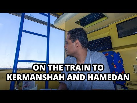 Vlog - On the way to Kermanshah and Hamedan