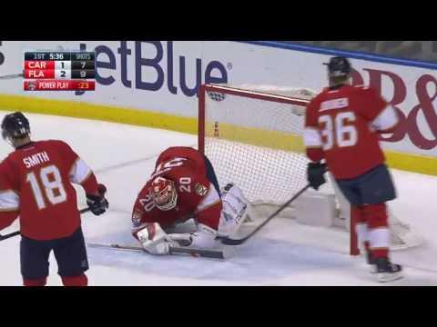 Carolina Hurricanes vs Florida Panthers - March 21, 2017 | Game Highlights | NHL 2016/17