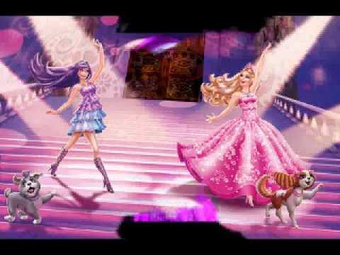 Barbie La Principessa e La Popstar - Un giorno ideale lyrics