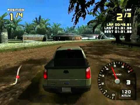 ford racing 2 for pc with my car : ford explorer sport trac xlt 2002
