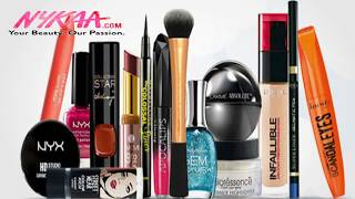 My Online Shopping Experience with Nykaa.com ! Cosmetic & Beauty Products