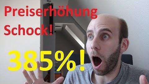 Immergrün Energie (365 AG) schockt mich mit 385% Grundpreiserhöhung!