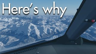 You Should Not Stop Buying P3D/X-Plane Addons - Putting MFS 2020 Into Perspective