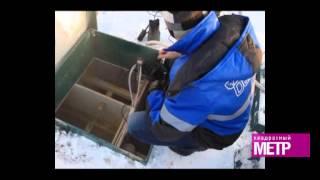 видео Загородная канализация