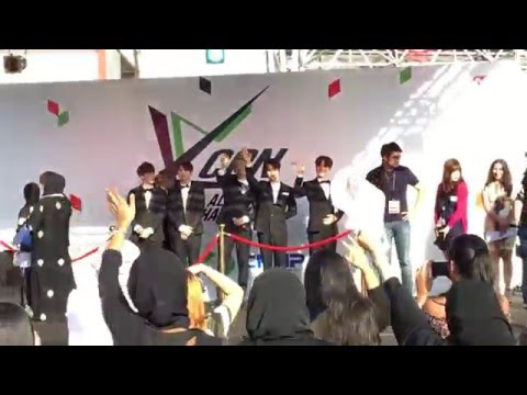 Part 5bts meet greet at kcon abu dhabi 2016 youtube part 5bts meet greet at kcon abu dhabi 2016 m4hsunfo