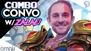 By The Holy Light! Combo Convo Week 3 w/ Ike & Crane feat. Zalae
