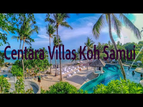 Centara Villas Samui, Koh Samui Thailand 4 Sterne Resort