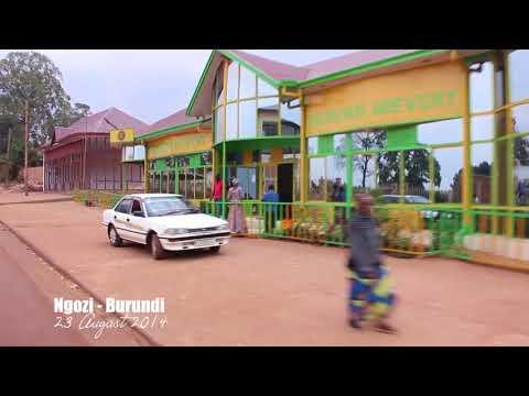 NGOZI (on the Bus Volcano | 23 Aug 2014) - Visit Burundi
