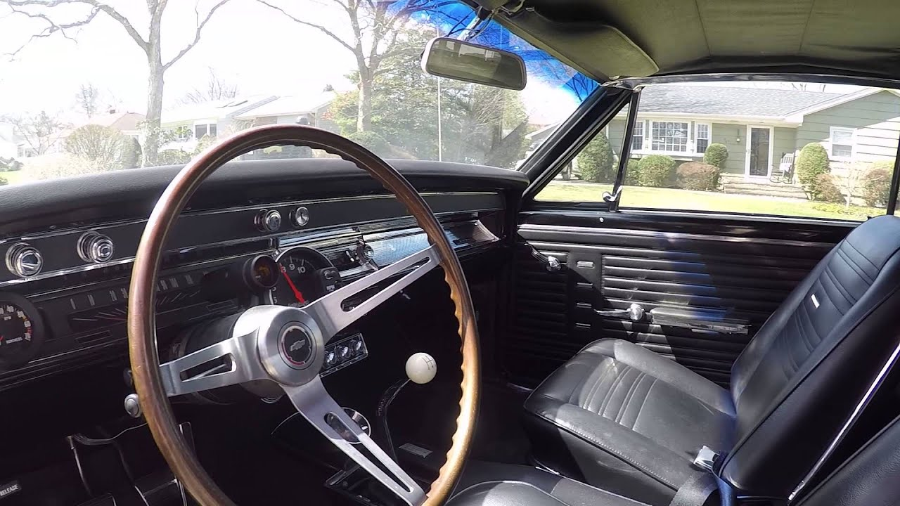 1967 Chevelle Blinker Tach Wiring Diagram Ss Chevrolet For Sale 502 502hp Richmond 5 Speed Rh Youtube Com Engine Dash
