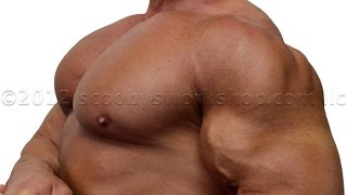 10 Secrets For Huge Pecs